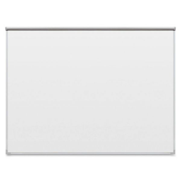 Balt Ultra Bite 4' x 3' Dry Erase Board with Tackless Paper Holder