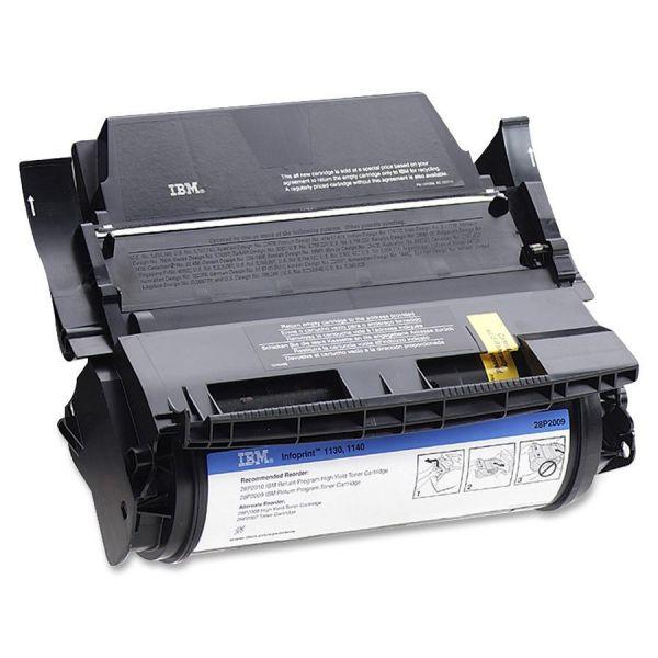 IBM InfoPrint 28P2009 Black Toner Cartridge