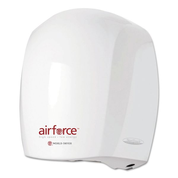 WORLD DRYER Airforce Hand Dryer