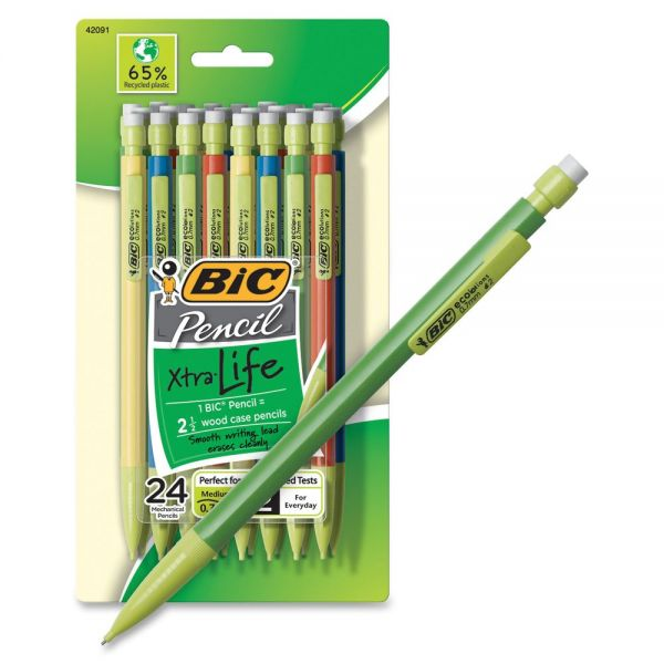 BIC Xtra Precision 0.7 Mechanical Pencils