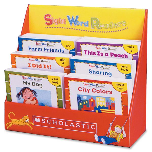 Scholastic Sight Word Teacher's Guide, Grade Pre K-1, Paperback, 128 pages
