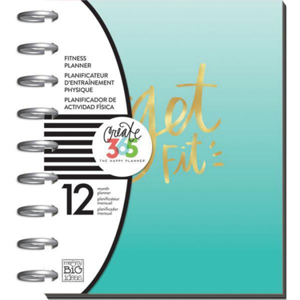"Create 365 12-Month Planner 7.25""X9.75"""