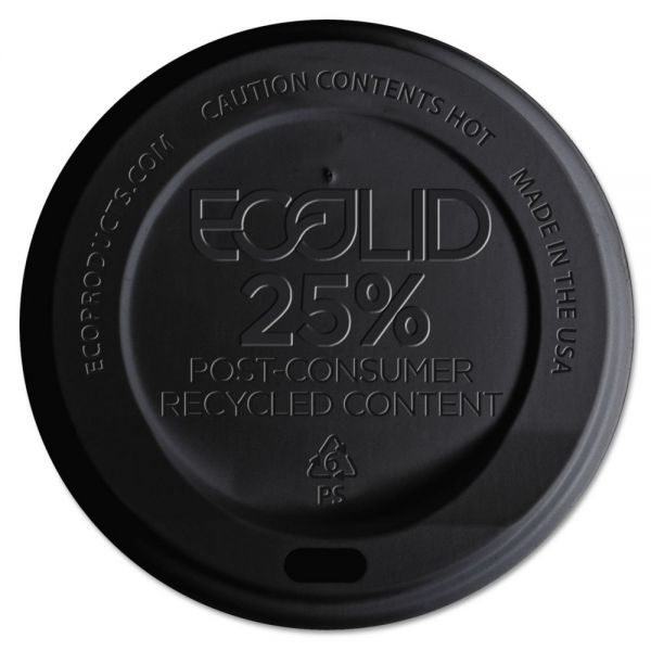 Eco-Products EcoLid Coffee Cup Lids