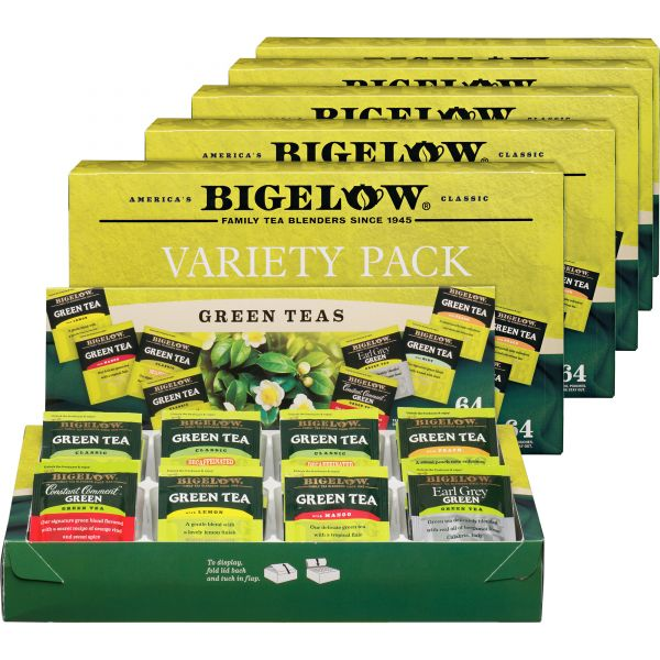 Bigelow Green Tea Assortment
