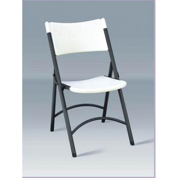 Correll Four Blow-Molded Folding Chair