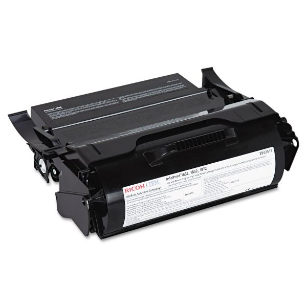 Ricoh 39V3394 Black Toner Cartridge