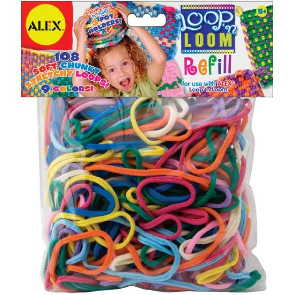 ALEX Toys Loop 'n Loom Refill