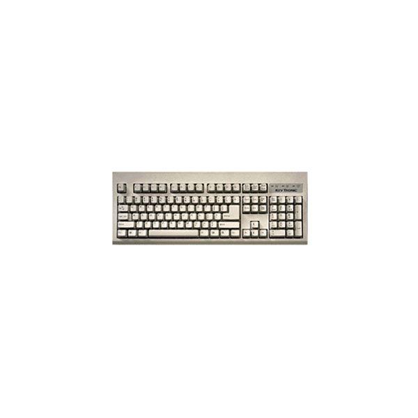 Keytronic E06101USBB Keyboard