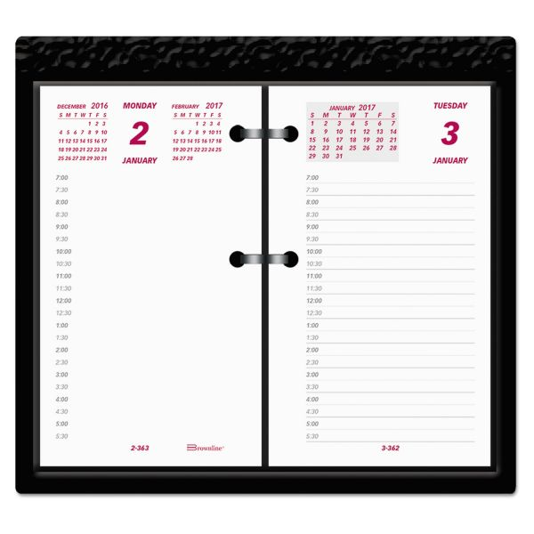 Brownline Daily Calendar Pad Refill