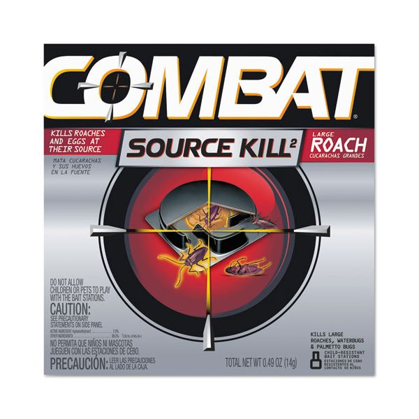 Combat Roach Killing System
