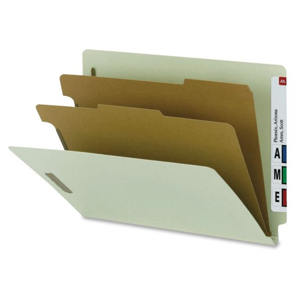 Nature Saver Gray Classification Folders