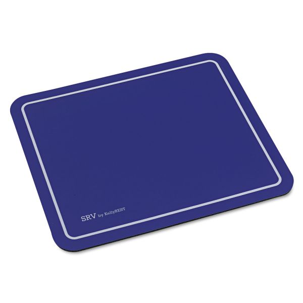 Kelly Computer Supply Optical Mouse Pad, 9 x 7-3/4 x 1/8, Blue