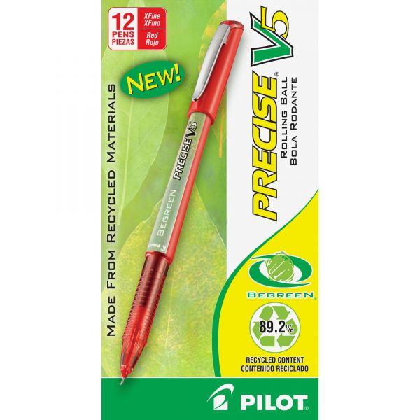 BeGreen Precise V5 Rollerball Pens