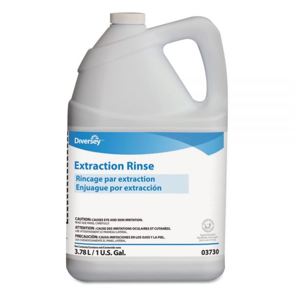 Diversey Carpet Extraction Rinse