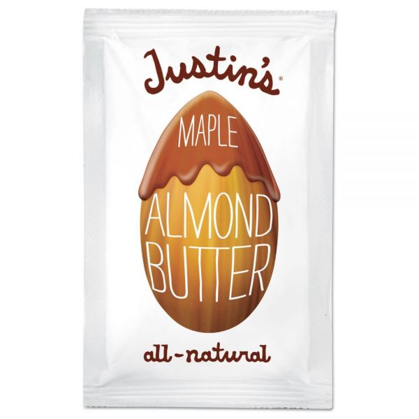 Justin's All-Natural Maple Almond Butter Packs