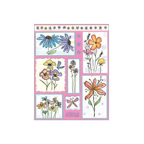 Penny Black Sticker Sheet
