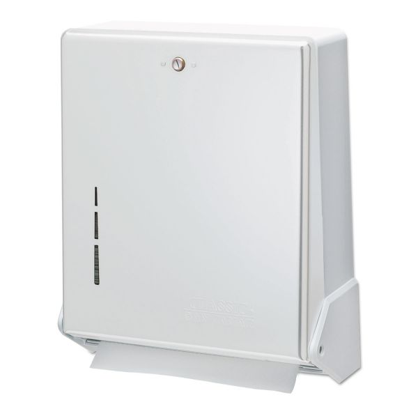 San Jamar True Fold Paper Towel Dispenser