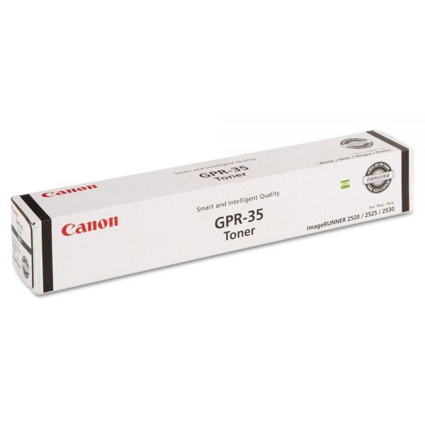 Canon GPR-35 Black Toner Cartridge (2785B003AA)