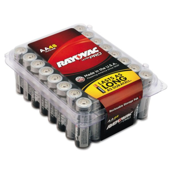 Rayovac Ultra Pro AA Batteries