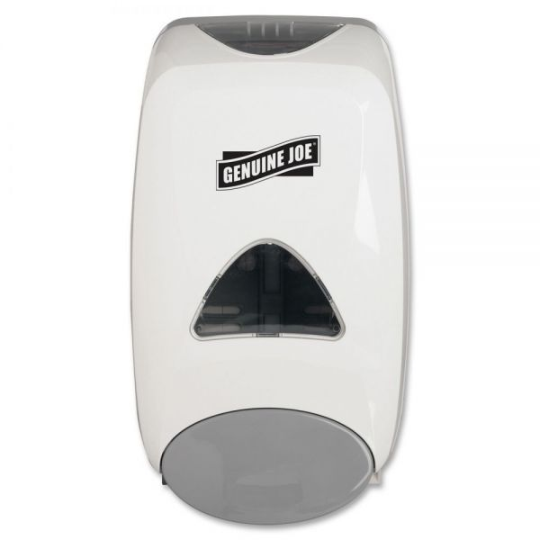 Genuine Joe Manual Foam Soap Dispenser