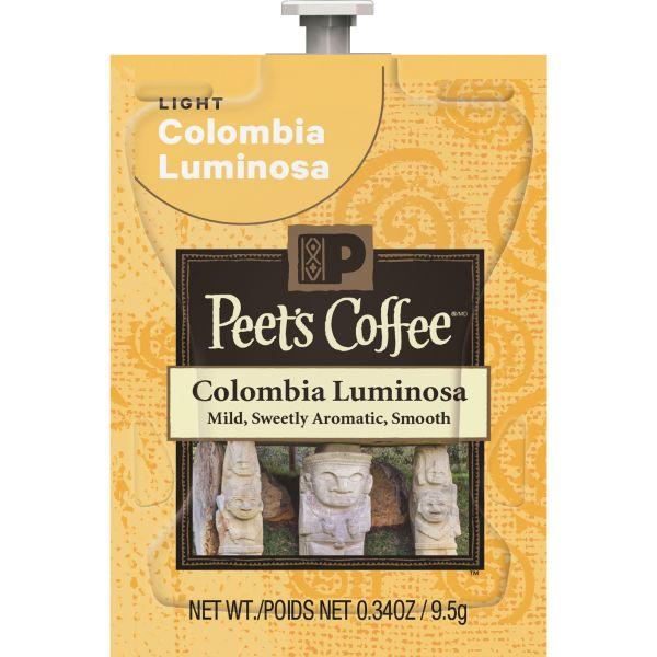 Peet's Coffee & Tea Colombia Luminosa Coffee Freshpacks