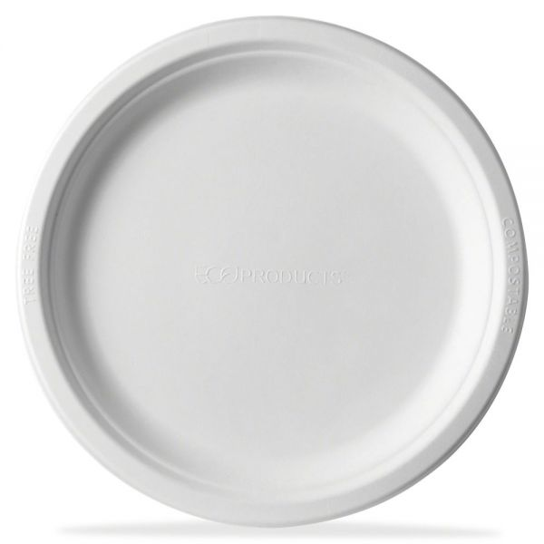 "Eco-Products 9"" Bagasse Plates"