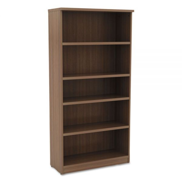 Alera Valencia Series 5-Shelf Bookcase