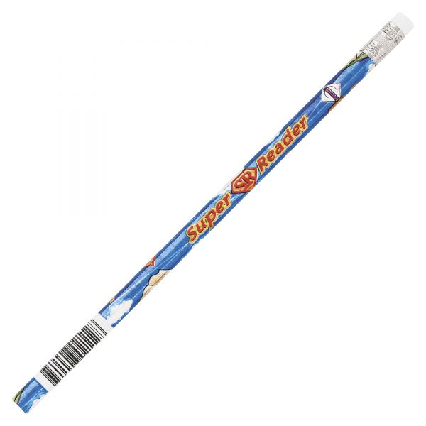 Moon Products Decorated Wood Pencils