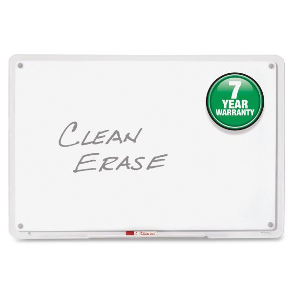 "Quartet 11"" x 6.75"" iQ Total Erase Dry Erase Whiteboard"