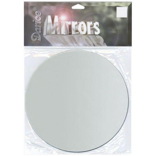 Round Glass Mirror 1/Pkg