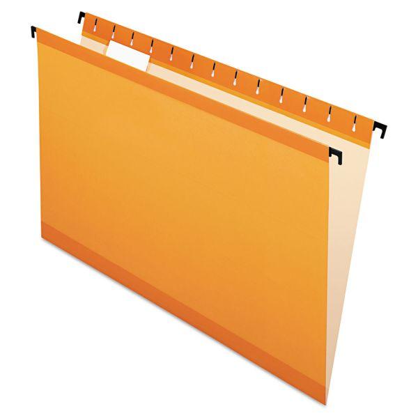 Pendaflex SureHook Poly Laminate Hanging Folders