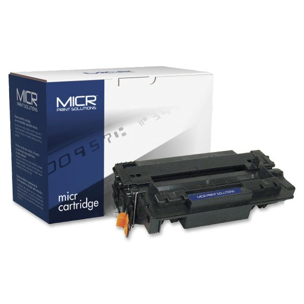 MICR Print Solutions Toner Cartridge