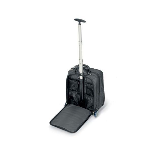 "Kensington Contour K62903 Carrying Case (Roller) for 17"" Notebook - Black"
