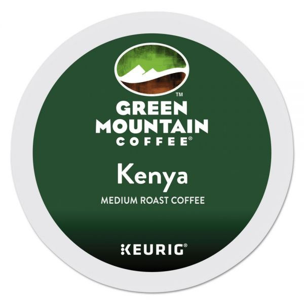 Green Mountain Coffee Kenyan AA Coffee K-Cups