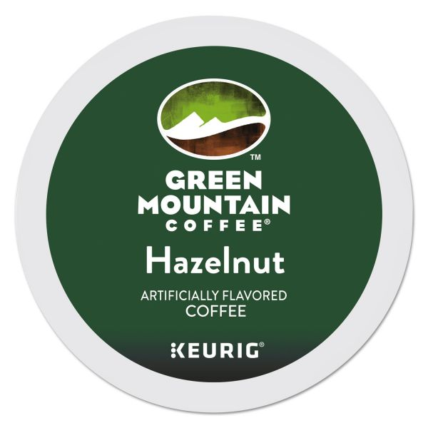 Green Mountain Coffee Flavored Variety Coffee K-Cups, 22/Box