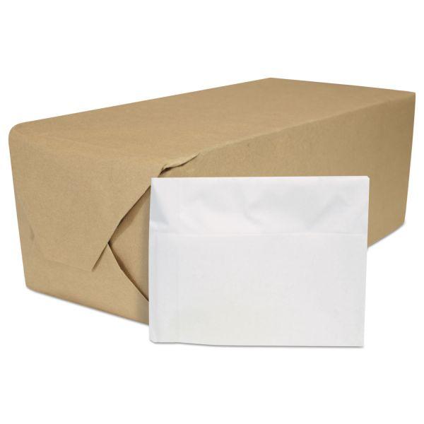 Cascades PRO Select Full Fold Dispenser Napkins, 1-Ply, 5x6 1/2, White,500/Pack, 6000/Carton