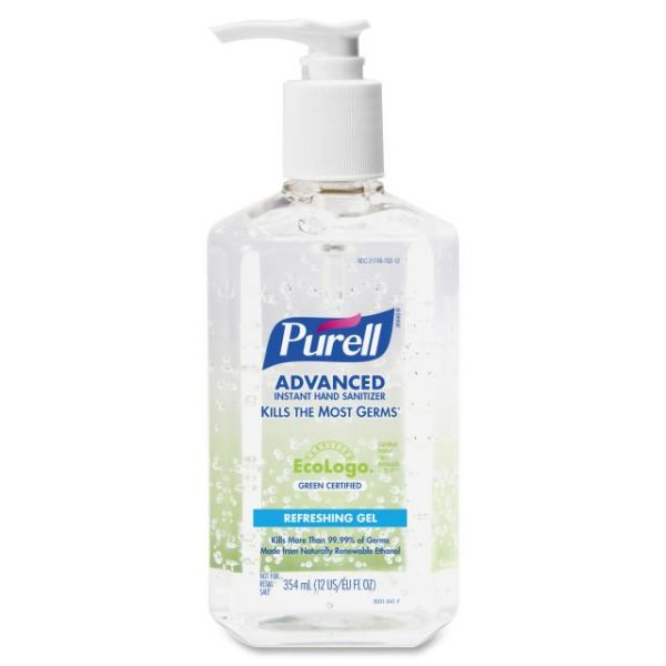 Purell Refreshing Gel Hand Sanitizer