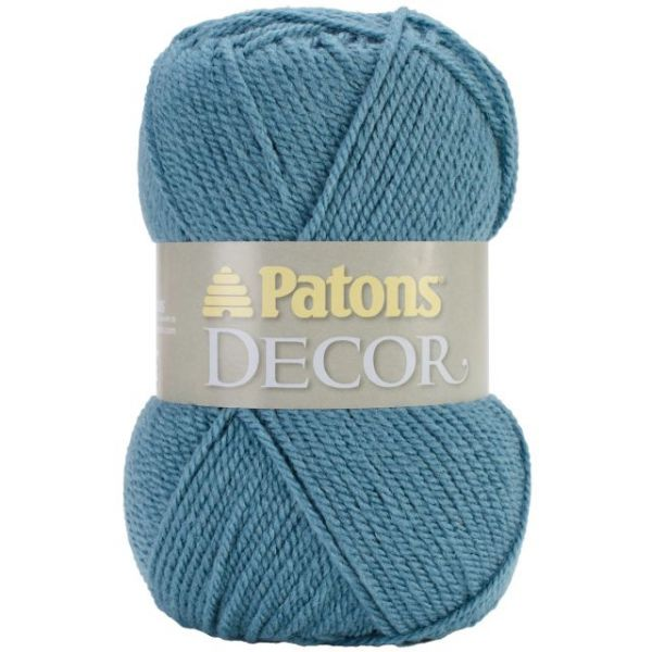 Patons Decor Yarn - Rich Oceanside