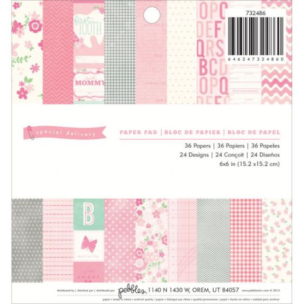 Pebbles Paper Pad
