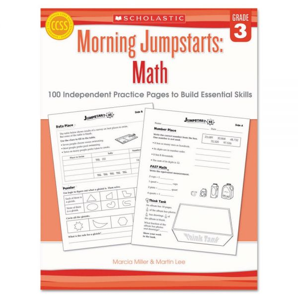Morning Jumpstarts: Math