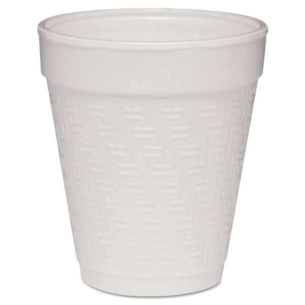 Dart 8 oz Foam Cups