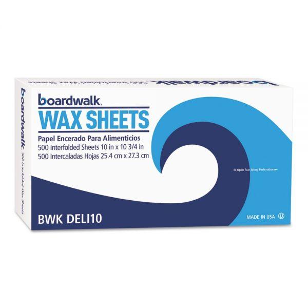 Boardwalk Interfold-Sheet Deli Tissue Sheets