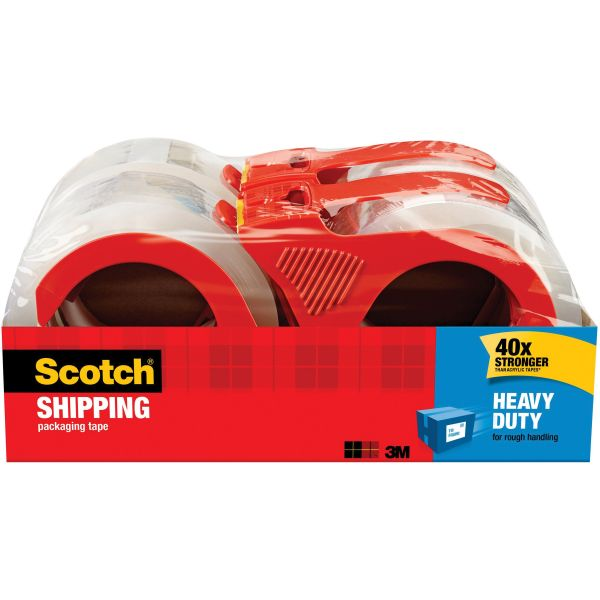 Scotch Heavy Duty Packing Tape