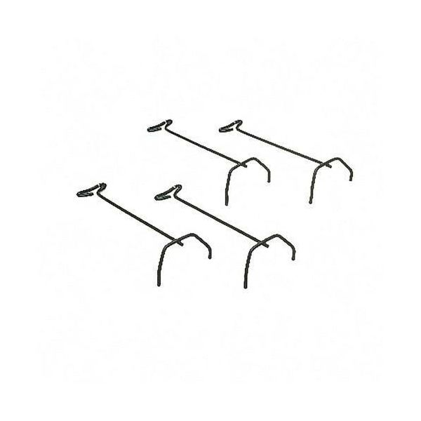 """Fellowes 5.5"""" Desk Tray Wire Stacking Support"""