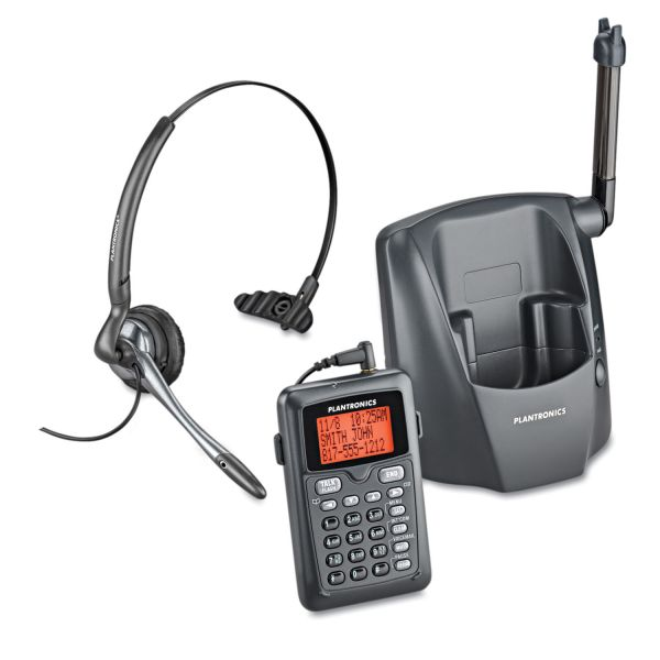 Plantronics CT14 DECT 6.0 Cordless Phone