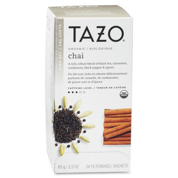Tazo Organic Black Tea