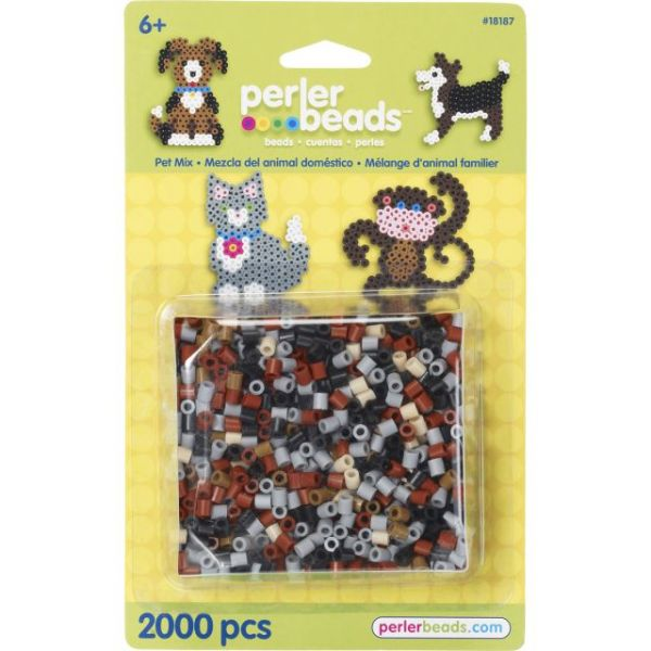 Perler Fused Bead Mix