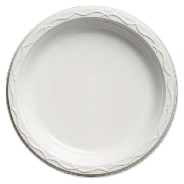 """Genpak Aristocrat 9"""" Plastic Plates"""