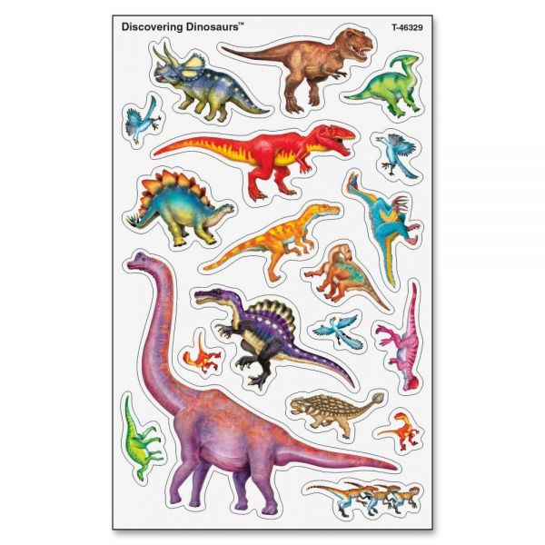 Trend Discovering Dinosaurs superShapes Stickers