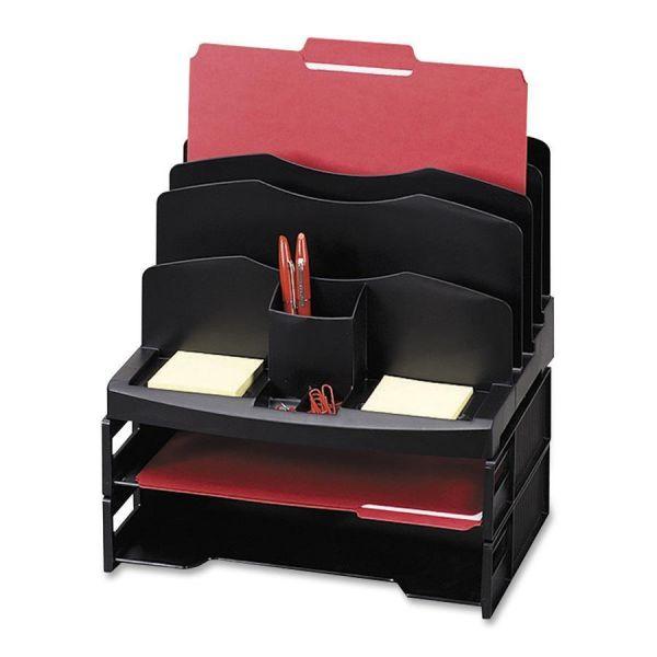 Sparco Smart Solutions Desktop Organizer